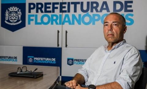 'Vamos trabalhar para ser a capital mais segura do país', diz novo secretário de segurança em Florianópolis