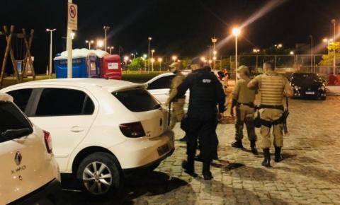 Vigilância Sanitária interdita quatro estabelecimentos de entretenimento em Palhoça