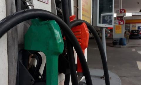 Combustível sobe 9,48% no período de três meses em Florianópolis
