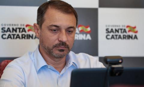 Carlos Moisés anuncia quase R$ 1 bi em recursos para medidas de enfrentamento à Covid-19