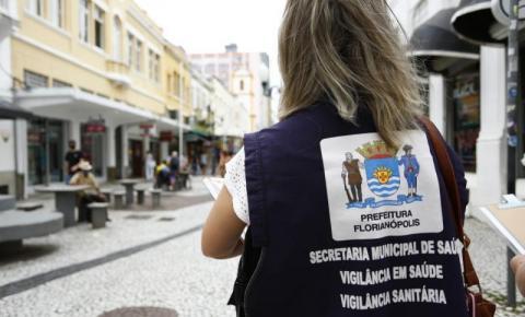 Vigilância sanitária interdita quatro locais em Florianópolis