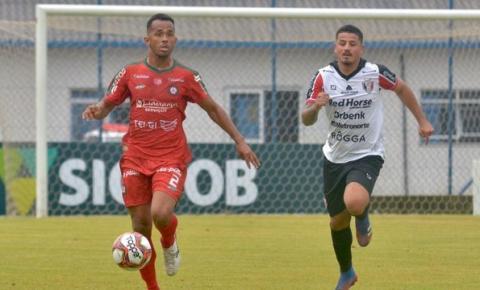 Com gol nos acréscimos, Joinville vence o Próspera na abertura do Catarinense
