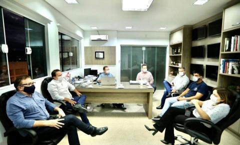 Prefeitos de São José, Biguaçu e Palhoça definem novas medidas contra a Covid-19