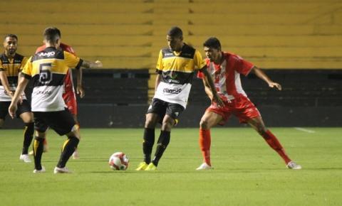 Juventus e Criciúma duelam em busca da primeira vitória no Catarinense