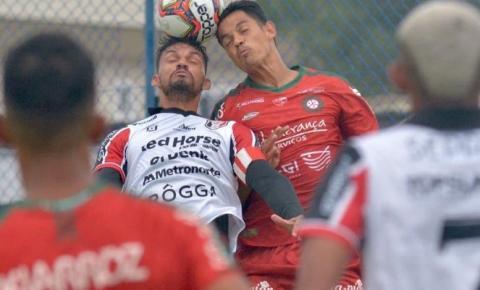 Com 12 jogadores contaminados pela Covid-19, Joinville pede adiamento dos dois próximos jogos.