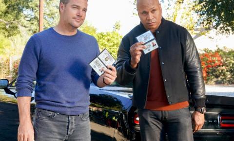 A&E estreia a 12ª temporada de NCIS: Los Angeles com episódios gravados durante a pandemia