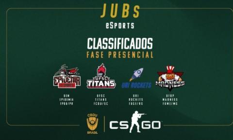 Equipe de e-Sports UFSC Titans está na semifinal de CSGO em Brasília