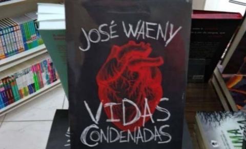 Ação e mistério marcam livro 'Vidas Condenadas', do escritor José Waeny