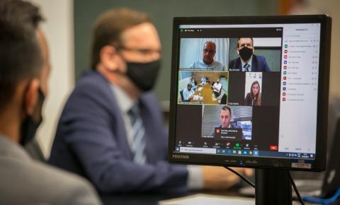 Em reunião na Alesc, presidentes da Fiesc e Fecomércio se dizem contrários a lockdown