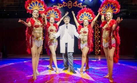 Arena Circus realiza show Magnífic on-line e gratuito para comemorar o Dia do Circo, em 27 de março