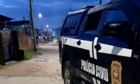 Polícia Civil prende dois foragidos da Justiça em Palhoça