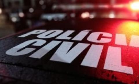 Polícia Civil captura foragido por duplo homicídio em São José
