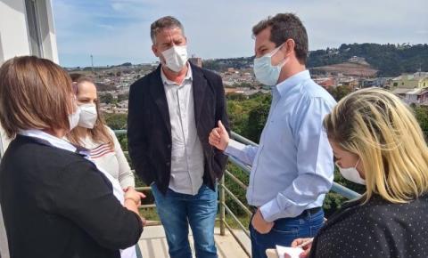 Biguaçu projeta serviço de acolhimento e convivência para idosos