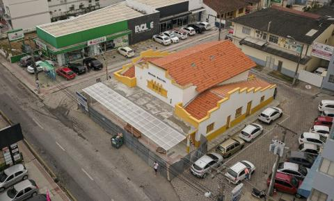 Revitalizado, Mercado Público de Palhoça será reaberto ao público neste sábado