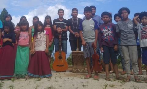 Com apoio da Lei Aldir Blanc, indígenas de Biguaçu promovem atividades on-line