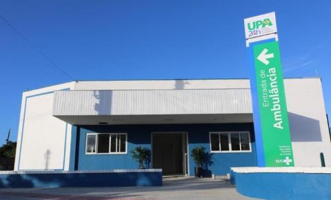 Palhoça ganha nova UPA 24h