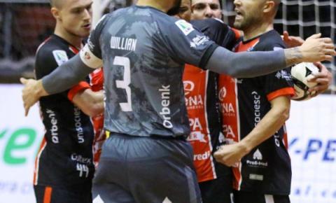 Joinville Futsal estreia com vitória em casa na Liga Nacional