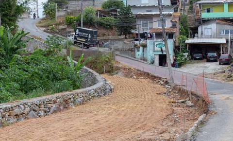 Rua Elias Merise será interditada para obras no Roçado a partir de segunda-feira, em São José