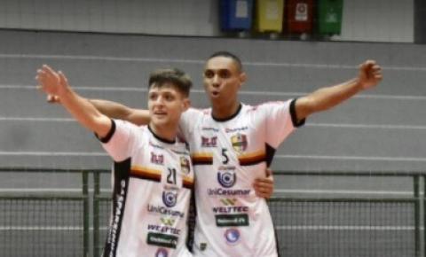 Blumenau estreia com vitória na Liga Nacional