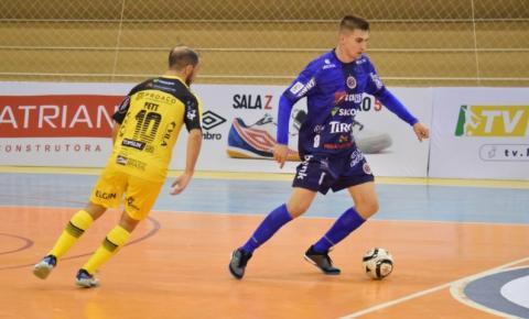 Joaçaba busca a segunda vitória consecutiva na Liga Nacional