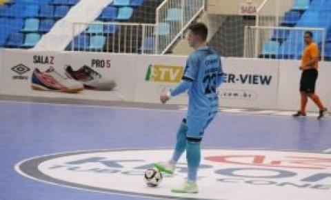 Tubarão estreia com vitória sobre o Minas na Liga Nacional