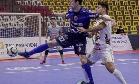 Joaçaba conquista a segunda vitória consecutiva na Liga Nacional