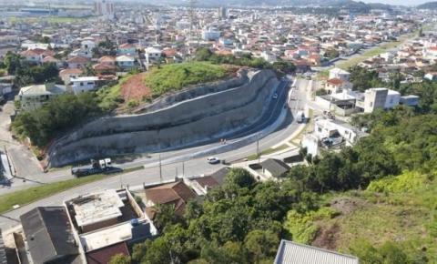 Avenida das Torres, em Palhoça, vai impactar na vida de 80 mil pessoas, diz prefeitura