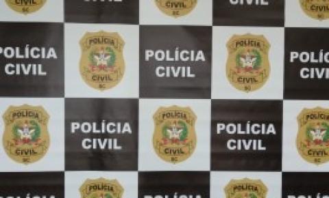 Polícia Civil prende suspeito de crimes sexuais em São José