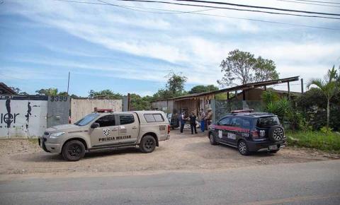 São José realiza operação Ferro Velho para coibir furtos no bairro Campinas