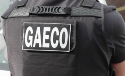Gaeco deflagra duas operações de combate a organização criminosa; Palhoça está na lista