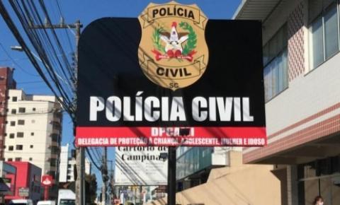 Parceria entre a Polícia Civil e o CATI de São José é promovida para atender idosos de forma online