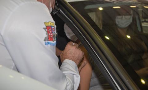 Vacinação da Covid-19 para as pessoas com comorbidade de 55 a 59 anos segue neste sábado em São José