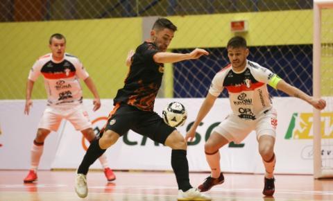 Joinville sofre goleada do Carlos Barbosa fora de casa pela Liga Nacional