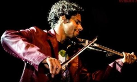 Arcanjo do Violino: paixão pela música começou ainda na infância