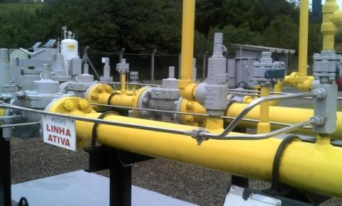 Abril registra novos recordes no consumo de gás natural em Santa Catarina