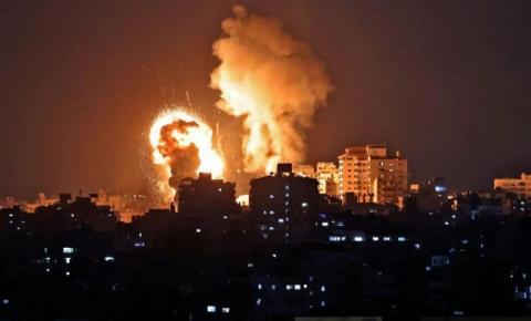 Ataques aéreos na Faixa de Gaza deixam mais de 20 mortos