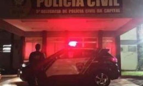 Durante patrulha, GMF prende três homens por furto