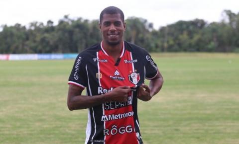 Joinville contra o lateral-direito Alison, ex-Concórdia