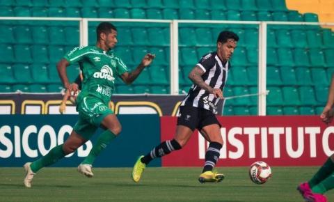 Chapecoense precisa vencer o Figueira por dois gols de diferença para ir à semifinal