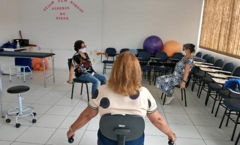 Palhoça aposta em fisioterapia para reforçar recuperação de pacientes após Covid-19