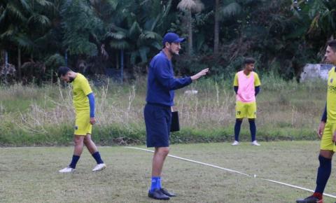 Guarani de Palhoça avalia jogadores para a disputa da temporada em junho