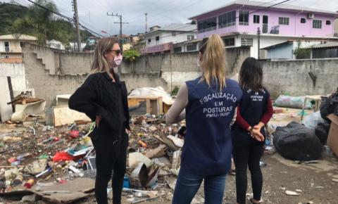 São José aposta em limpeza urbana e acolhimento de moradores de rua