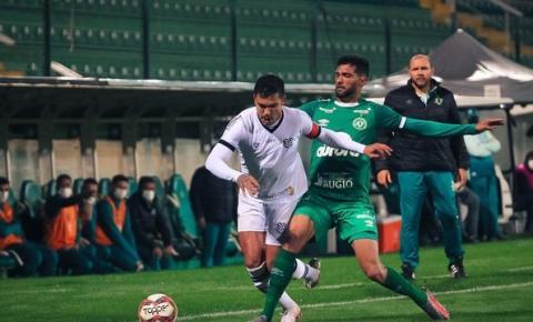 Figueirense perde por 2 a 0 e Chapecoense vai às semifinais do Catarinense