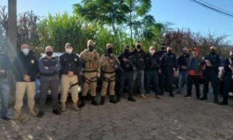 """Operação """"Fio Desencapado"""" é deflagrada para combater o crime de receptação em Florianópolis"""
