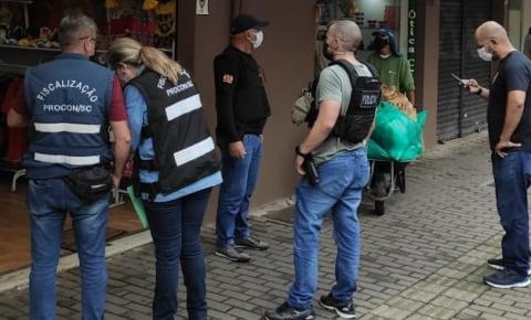 Polícia Civil e Procon realizam operação em combate ao jogo do bicho em São José, Palhoça, Biguaçu e Florianópolis