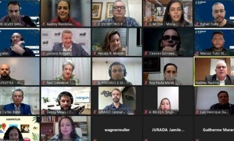 DisrupCom termina com premiação de projetos inovadores para o comércio catarinense