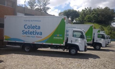 Bairros Campinas e Kobrasol, em São José, terão horários alterados na coleta seletiva