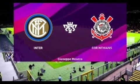 Corinthians e Inter de Milão empatam em jogo emocionante de eSport