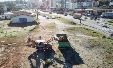 Florianópolis retoma duplicação da rua Deputado Antônio Edu Vieira
