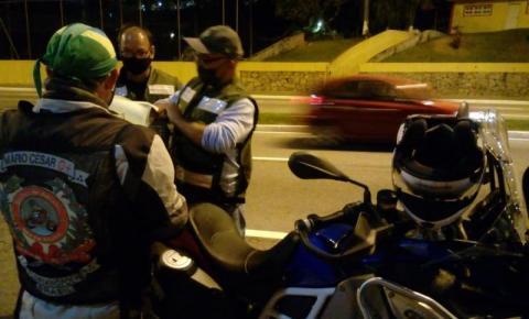 Prefeitura de Florianópolis faz Blitz do Sossego e blitz da Lei Seca na capital